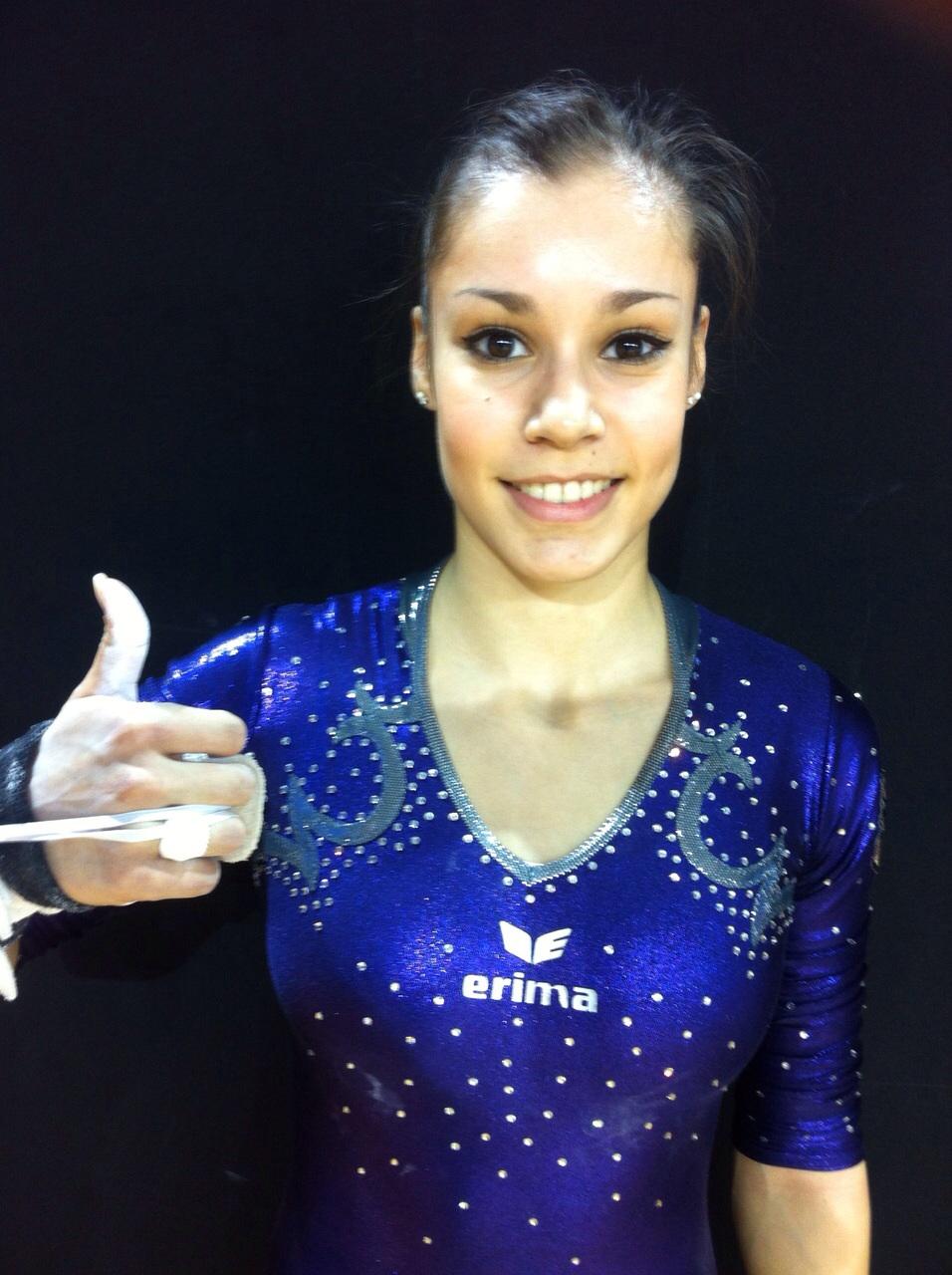 Michelle Timm für die Europameisterschaft nominiert