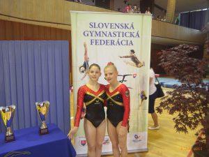 Lea und Rebecca Gym Festival A